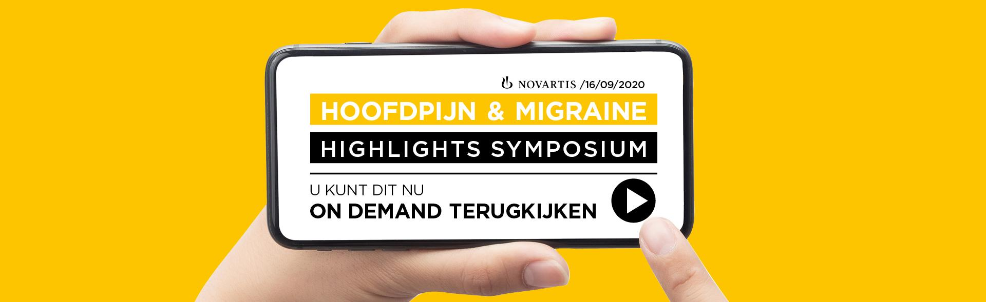 Highlight symposium 2020