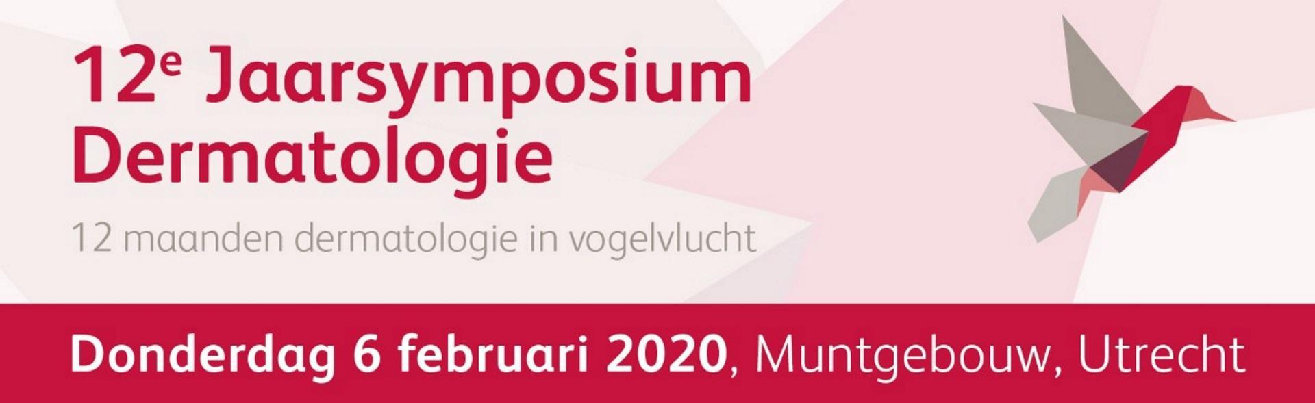 Jaarsymposium dermatologie 2020