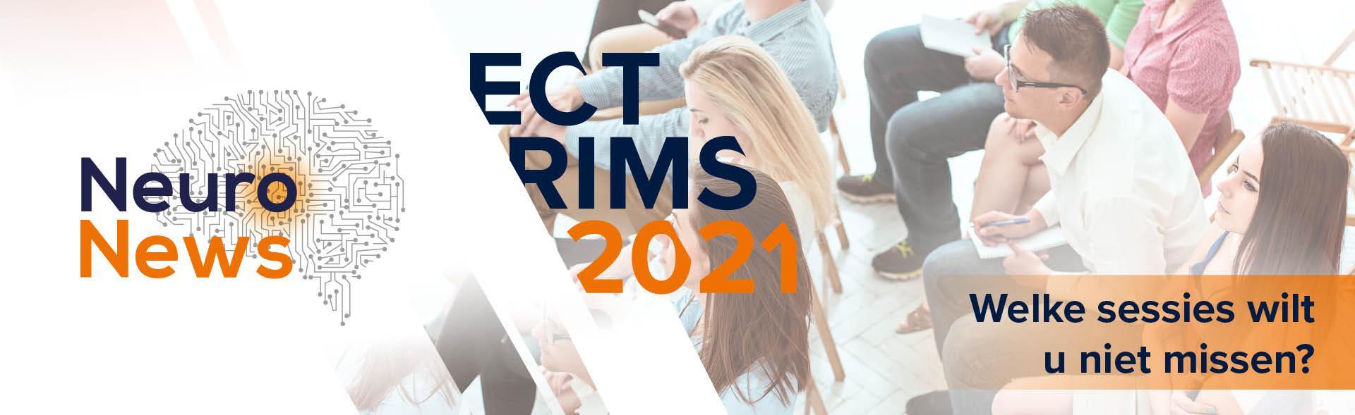Ectrims 2021 banner